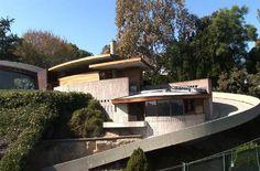 John Lautner's Silvertop house