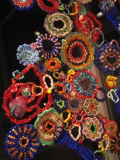Beadwork by Joyce Scott