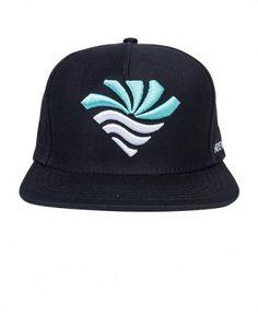 Diamond Supply Co. - Town of Diamond Snapback (Navy) - $40