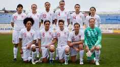 England Womens Football Team get ready for crucial Euro qualification.