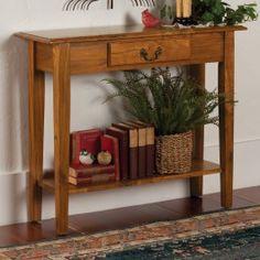 Classic Console Table | Sturbridge Yankee Workshop