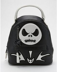 Jack Skellington Mini Backpack - The Nightmare Before Christmas - Spencer's