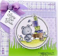 LOTV - Sunny Days and Smiles - http://www.liliofthevalley.co.uk/acatalog/Stamp_-_Sunny_Days_and_Smiles.html