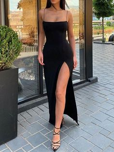 Mermaid Black Satin Long Prom Dresses - Dress girl Source by mayamarl . - Mermaid Black Satin Long Prom Dresses – Dress girl Source by mayamarl outfits black girl Source by AAprilColeMode - Pretty Prom Dresses, Ball Dresses, Homecoming Dresses, Beautiful Dresses, Dress Prom, Wedding Dresses, Cute Dresses For Party, Stunning Prom Dresses, Bridesmaid Gowns