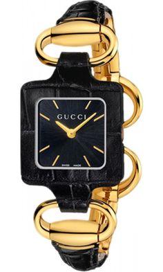 02fc4a2e6da YA130405 - Authorized Gucci watch dealer - Ladies Gucci Leather 1921