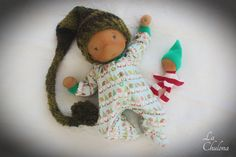 Gabriel and Angélica are ready for Christmas! – La Chulona Dolls