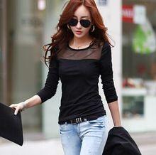 Tops para mujer moda 2015 nuevas Blusas Femininas más tamaño Roupas Camisas Femininas Blusa De Renda Lace Blusa Camisas femeninas(China (Mainland))