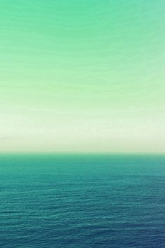 Calm Sea Green Ocean Water Summer Day Nature #iPhone #4s #wallpaper