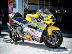 Honda nsr 500 2s Nastro Azzurro Rossi