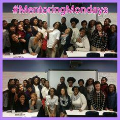 #MentoringMondays