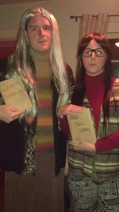 Women and Women First costume via @MurphyFrown