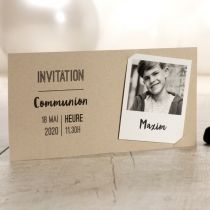 Invitation Fete, Carton Invitation, Diy Invitations, Decoration Communion, First Communion Invitations, Silhouette Cameo, Party Time, Cards Against Humanity, Bullshit