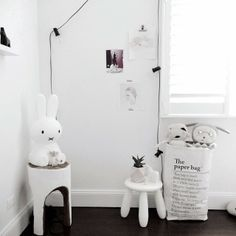 Home accessory lamp miffy hipster all white everything home decor kids room bunny sweater it girl Miffy Lamp, Scandinavian Kids Rooms, Scandinavian Style, Kids Lamps, Shop Front Design, Kids Corner, Fashion Room, Kid Spaces, Kidsroom