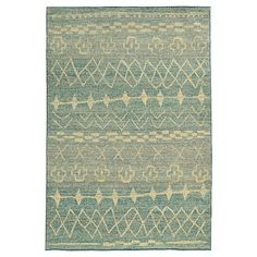 Abstract Shapes Area Rug