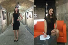 Joseanne Bear Miss Gibraltar 2016 Contestant