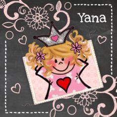 Krijtbord geboortekaart blond meisje #geboortekaart #geboortekaartje #geboortekaartjes #geboortekaarten #meisje #dochtertje #prinses #kroontje #krijt #krijtbord #hartjes
