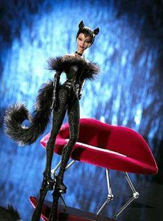 Catwoman Barbie