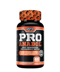 ProAnabol® ProAnabol® by ALR is the premier, highly-effective and virtually risk-free pro-anabolic supplement available on the market today, for both men and wo