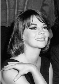 Natalie Wood's Timeless look.