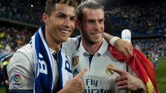 Real Madrid win their first La Liga title since 2012 thanks to a final-day victory at Malaga.