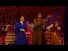 Supercalifragilisticexpialidocious...Epic, totally want to learn the hand gestures that go with this!