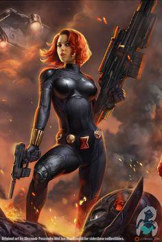 Marvel Women, Marvel Girls, Marvel Dc, Heros Comics, Dc Comics Girls, Comic Book Girl, Comic Art Girls, Comic Books, Black Widow Scarlett