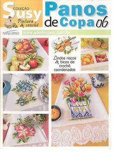 susy panos de copa 06 - Aparecida Zaramelo - Picasa Web Albums