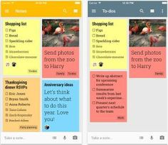 Google Keep note-taking app launched for iPhones, iPads #Technology #SocialMedia