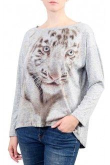 Comprar blusa-quadrada-feminina-inverno-estampa-baby-tigre-usenatureza