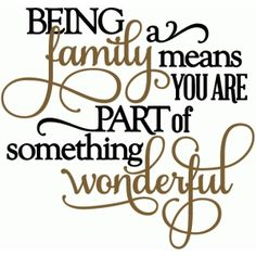 Silhouette Design Store - View Design being a family wonderful - vinyl phrase Vinyl Quotes, Motivational Quotes, Inspirational Quotes, Silhouette Cameo Projects, Silhouette Design, Vinyl Lettering, Family Quotes, Cute Quotes, Family History