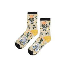 TopShop Floral Ankle Socks (81.510 IDR) ❤ liked on Polyvore featuring intimates, hosiery, socks, grey, tennis socks, topshop socks, ankle socks, gray socks and grey socks