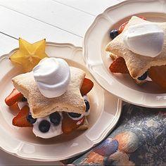 Star Spangled Shortcakes