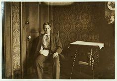 30 fotos chocantes de trabalho infantil entre os anos de 1908 e 1916