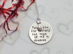 ..Thank you for raising the man of my dreams <3..... Gift for Mother in law