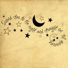 Second Star To The Right | Wall Decals