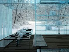 Glazen Huis | Villa Palladio