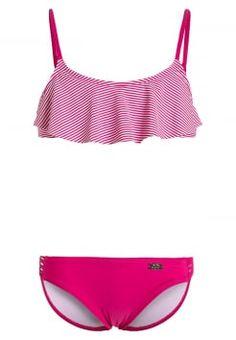 Buffalo - Bikini - pink/white
