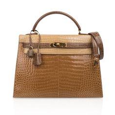 The perfect neutral pallette . Hermes Bags, Hermes Handbags, Cheap Handbags, Brown Handbags, Hermes Shoes, Hermes Birkin, Hermes Kelly, Crocodile Handbags, Kelly Bag