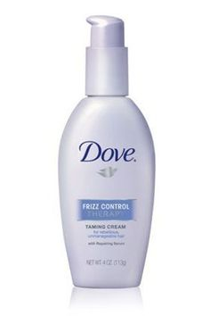 No. 16: Dove Intense Frizz Control Anti-Frizz Cream, $4.99, 16 Best Heat Styling Products