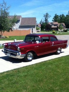 Low Storage Rates and Great Move-In Specials! Look no further Everest Self Storage is the place when you're out of space! Call today or stop by for a tour of our facility! Indoor Parking Available! Ideal for Classic Cars, Motorcycles, ATV's & Jet Skies 1957 Chevy Bel Air, Chevrolet Bel Air, Old American Cars, American Muscle Cars, Best Classic Cars, Classic Trucks, My Dream Car, Dream Cars, Vintage Cars