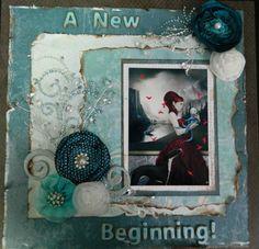 A New Beginning! - Scrapbook.com