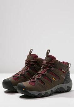 09b9d43469 Keen KOVEN WP - Trekking boots/ Trekking støvler - cascade brown/zinfandel  - Zalando.dk