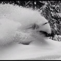 Powder Explosion Terje Haakonsen #Canada #snowboarding