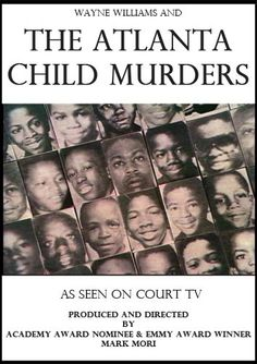 Wayne Williams Atlanta Children Murder
