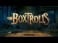 From the animation team that brought you Coraline, check out the latest trailer from Laika studios!  ‎#animation ‎#theboxtrolls ‎#laika