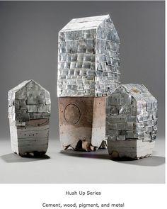 Asha Robertson - Mixed Media Sculpture - crafthaus
