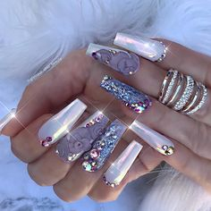 """408 Me gusta, 8 comentarios - ✨LUXURY NAIL LOUNGE✨ (@glamour_chic_beauty) en Instagram: """"✨ Day Dreamer ✨ #glamourchicbeauty #glamourchic #gcnails #goldcoastnails #marblenails…"""""""