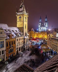 """""""≕≔≕≔≕≔≕≔≕≔≕≔≕≔≕≔≕≔≕≔ Location: #prague  Photo Credit: @mikecleggphoto  Chosen by : @saaggo ≕≔≕≔≕≔≕≔≕≔≕≔≕≔≕≔≕≔≕≔ Hashtag your photos with:…"""""""