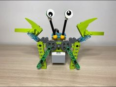 Stem For Kids, Lego For Kids, Diy For Kids, Lego Wedo, Shark Lego, Lego Machines, Lego Animals, Even And Odd, Space Theme