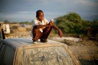 art in haiti